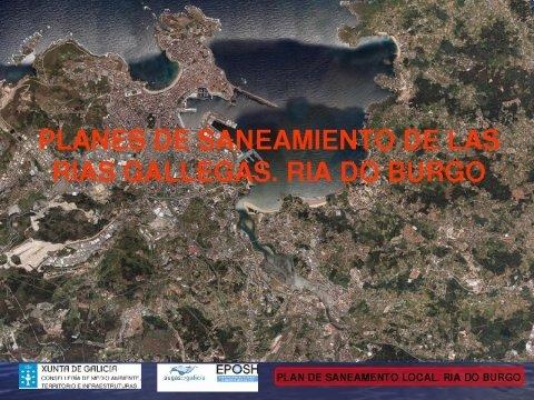 Presentación, O Burgo. - Xornada sobre a Lei 9/2010, do 4 de novembro, de Augas de Galicia